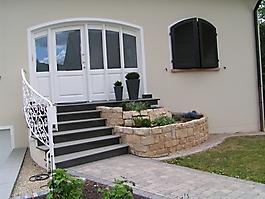 Treppen und Mauerabdeckung_1