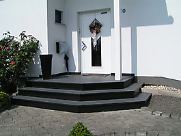 Treppen und Mauerabdeckung_2