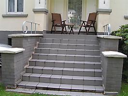 Treppen und Mauerabdeckung_3